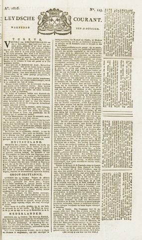Leydse Courant 1826-10-18