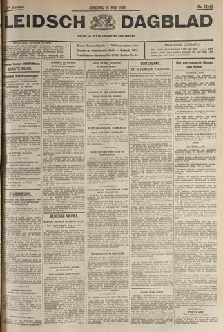 Leidsch Dagblad 1933-05-16