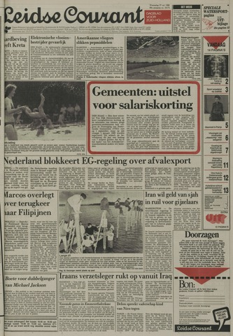 Leidse Courant 1988-07-27