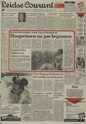 Leidse Courant 1988-08-05
