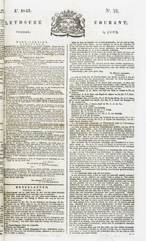 Leydse Courant 1843-06-23