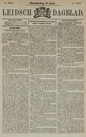 Leidsch Dagblad 1882-06-08