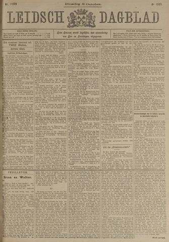 Leidsch Dagblad 1907-10-08