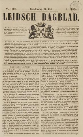 Leidsch Dagblad 1864-05-26