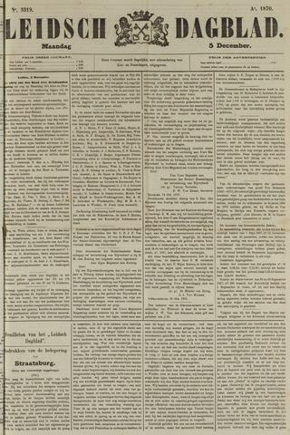 Leidsch Dagblad 1870-12-05