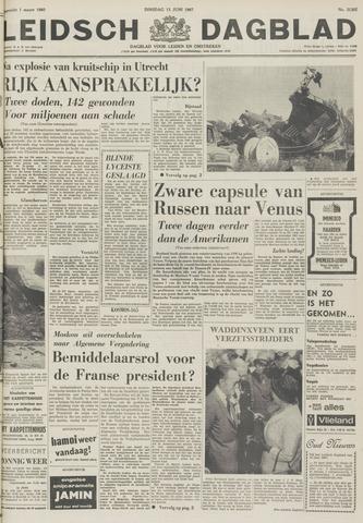Leidsch Dagblad 1967-06-13