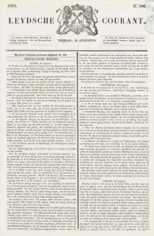 Leydse Courant 1855-08-31
