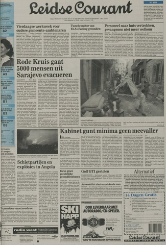 Leidse Courant 1992-10-15
