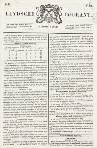 Leydse Courant 1855-07-02