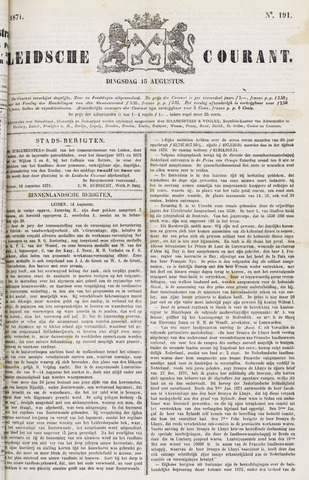 Leydse Courant 1871-08-15