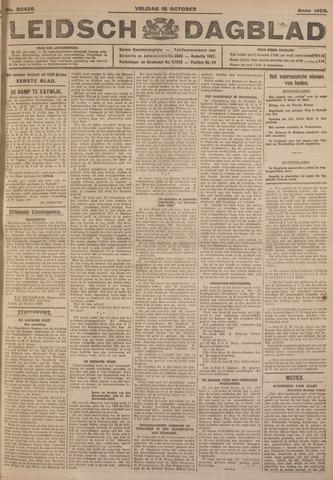 Leidsch Dagblad 1926-10-15