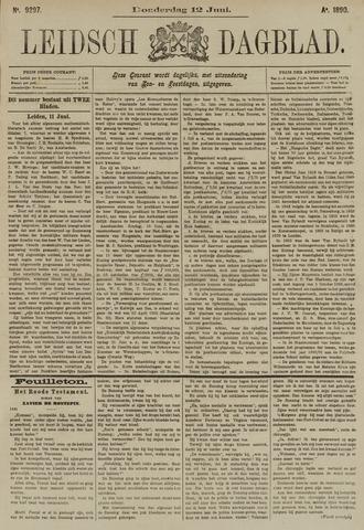 Leidsch Dagblad 1890-06-12