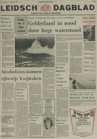 Leidsch Dagblad 1980-02-07