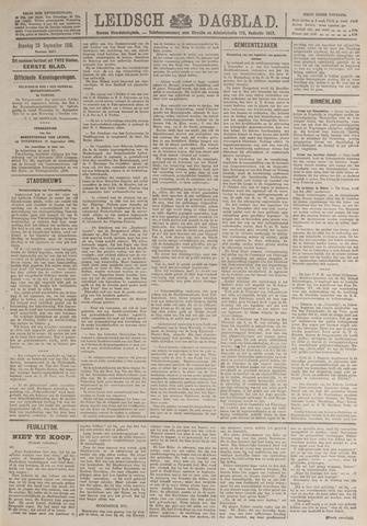 Leidsch Dagblad 1919-09-23