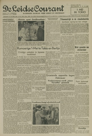 Leidse Courant 1952-05-02