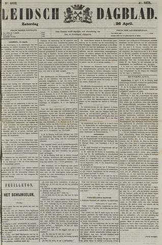 Leidsch Dagblad 1873-04-26