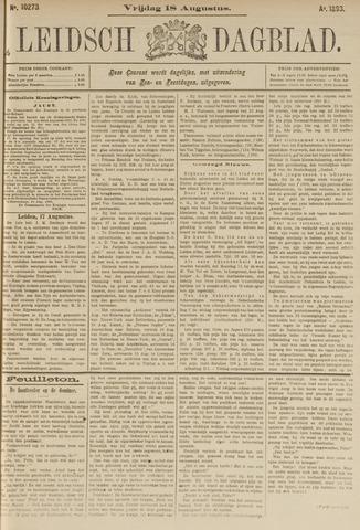 Leidsch Dagblad 1893-08-18