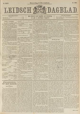 Leidsch Dagblad 1893-12-09