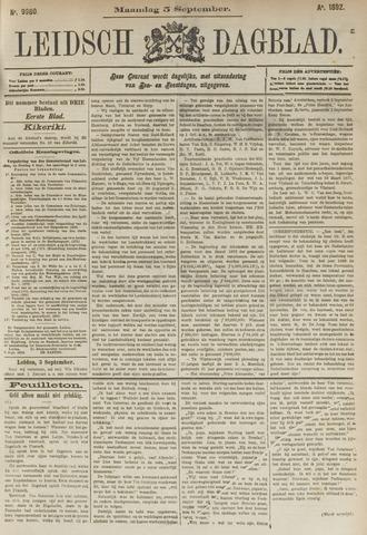 Leidsch Dagblad 1892-09-05