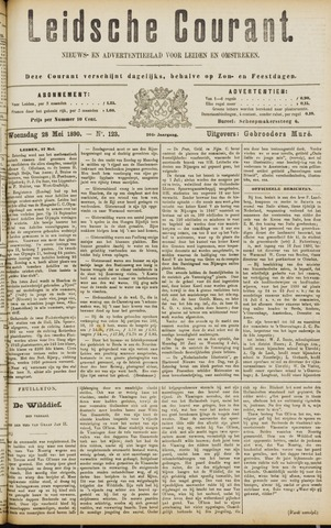 Leydse Courant 1890-05-28