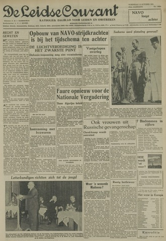 Leidse Courant 1955-10-12