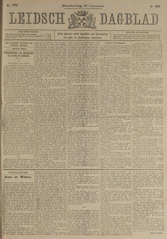 Leidsch Dagblad 1907-10-17