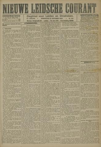 Nieuwe Leidsche Courant 1923-10-10