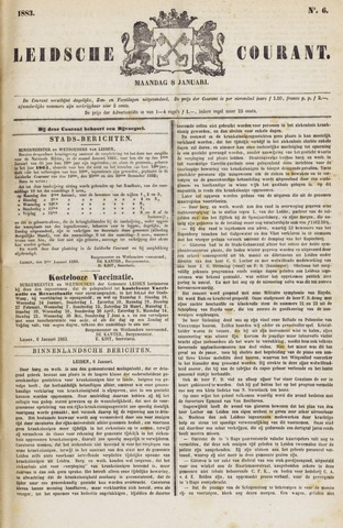 Leydse Courant 1883-01-08