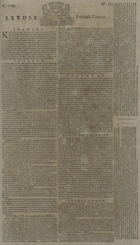 Leydse Courant 1743-08-23