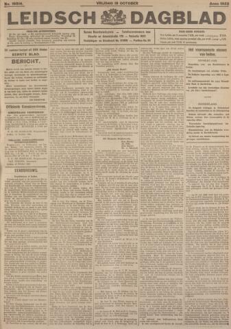 Leidsch Dagblad 1923-10-19