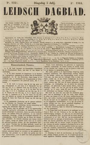 Leidsch Dagblad 1864-07-05