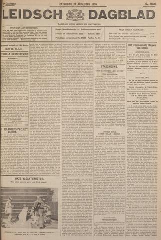 Leidsch Dagblad 1930-08-23