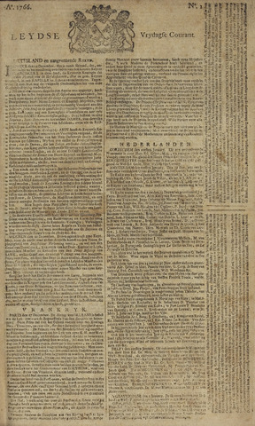 Leydse Courant 1766-01-03