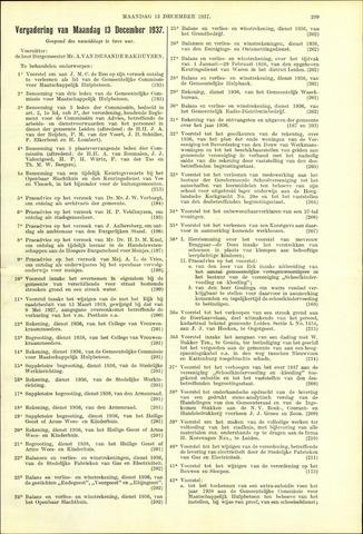 Handelingen van de Raad 1937-12-13