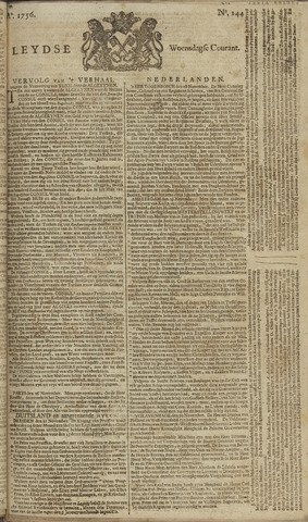 Leydse Courant 1756-12-01