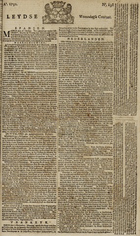 Leydse Courant 1751-11-17