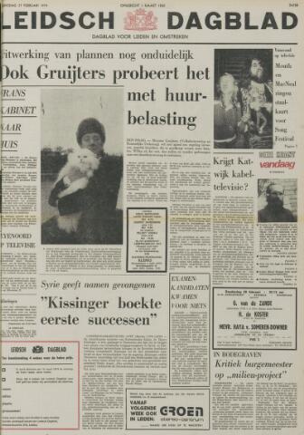 Leidsch Dagblad 1974-02-27