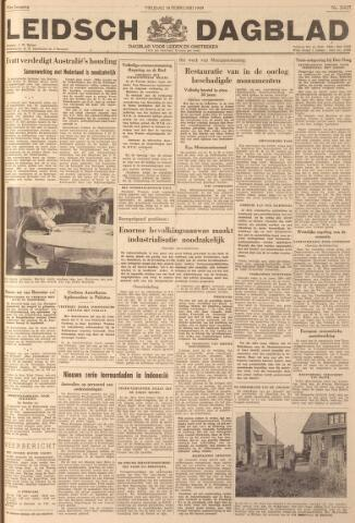 Leidsch Dagblad 1949-02-18