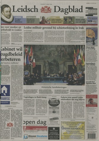 Leidsch Dagblad 2004-10-30