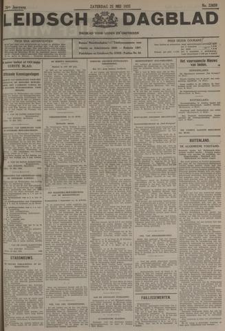 Leidsch Dagblad 1935-05-25