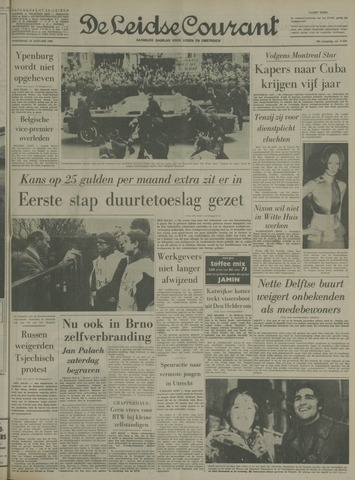 Leidse Courant 1969-01-22