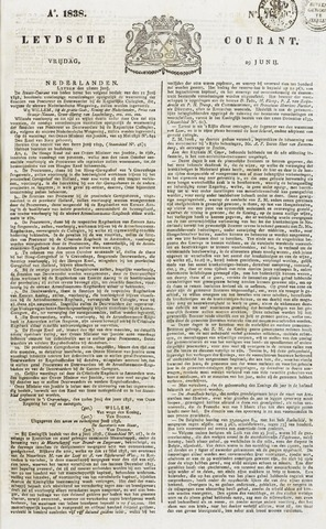 Leydse Courant 1838-06-29