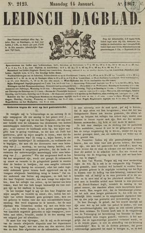 Leidsch Dagblad 1867-01-14