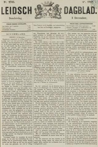 Leidsch Dagblad 1868-12-03