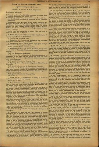 Handelingen van de Raad 1894-11-03
