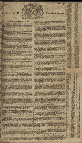 Leydse Courant 1756-11-03