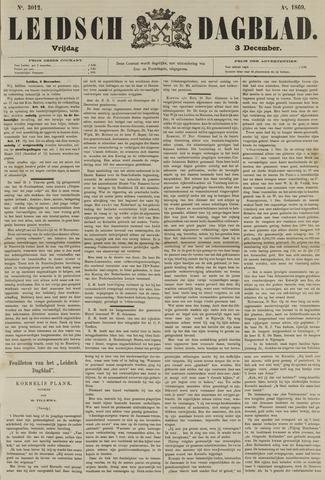Leidsch Dagblad 1869-12-03