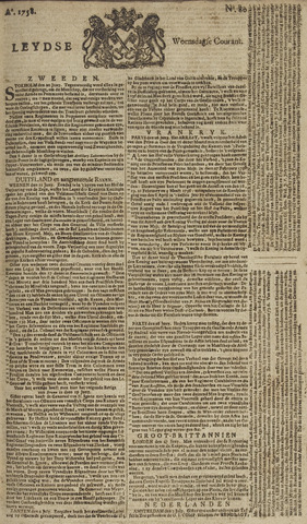 Leydse Courant 1758-07-05
