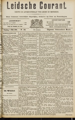 Leydse Courant 1890-05-09