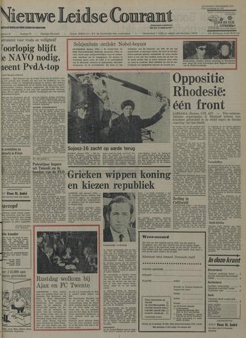 Nieuwe Leidsche Courant 1974-12-09